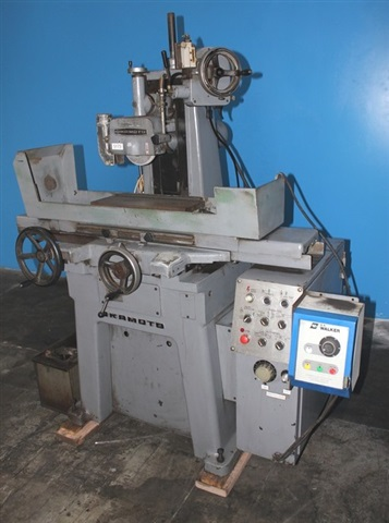 Okamoto Model PFG-450A Automatic Surface Grinder