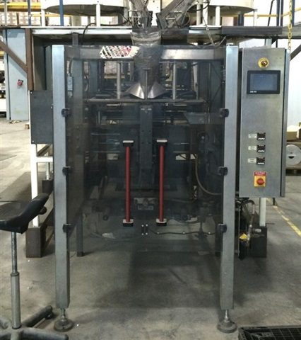 Matrix 201315P  Vertical Form Fill and Seal Bagging Machine