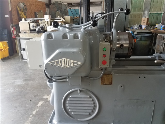 "2-1/2"" Landis LX Single Spindle Thread Cutter"