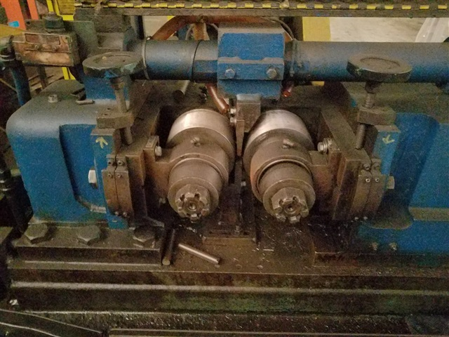 "1"" Tesker 35 2-Die Cylindrical Thru-Feed Only"