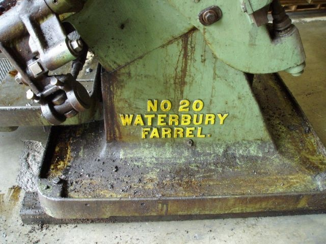 "3/8"" Waterbury Farrel"