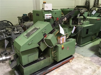 Thread Rolling Machines Flat Die Barbarotto Machinery