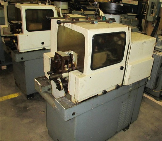Traub TD26 Single Spindle Automatic Lathe