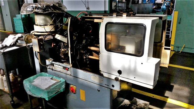 "1"" Traub TD26 Single Spindle Automatic Lathe"