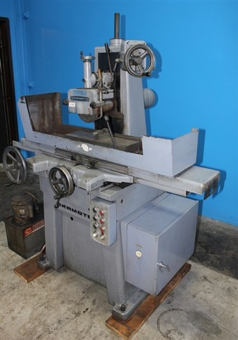 Okamoto Model PFG-450C  Automatic Surface Grinder