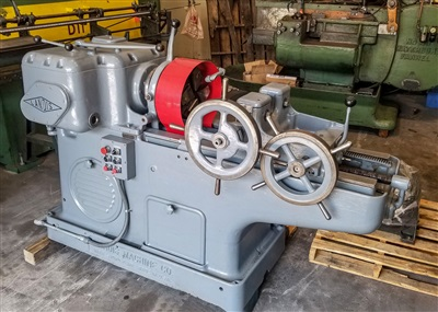 "Fully Reconditioned 2"" Landis Single Spindle with Lead Screw"