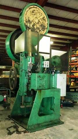 "1"" Waterbury Farrel No.60 - Deep Die Pocket Vertical Hand Feed"