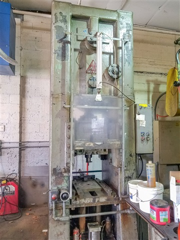 100 Ton CMC Clearing Forging Press